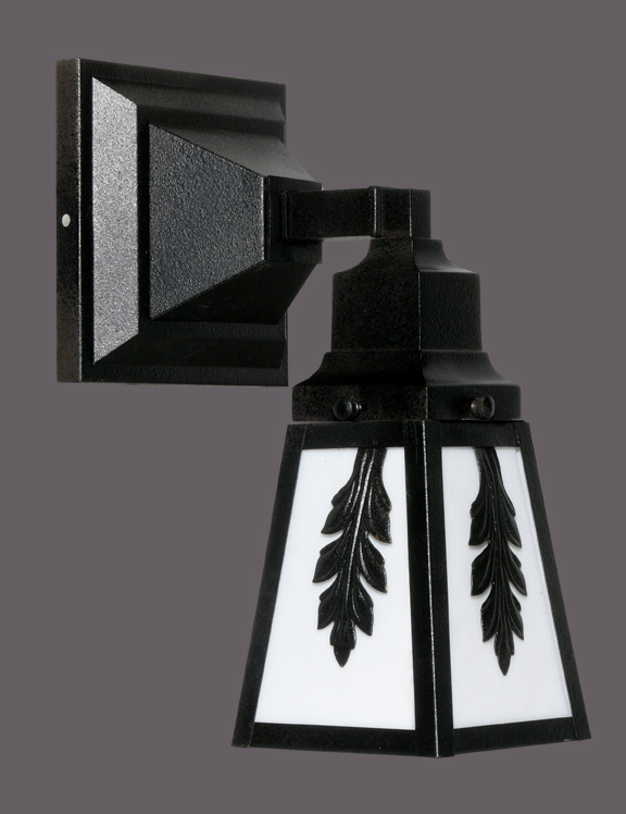 Mission Arts and Crafts Wall Mount Arm F-2-6